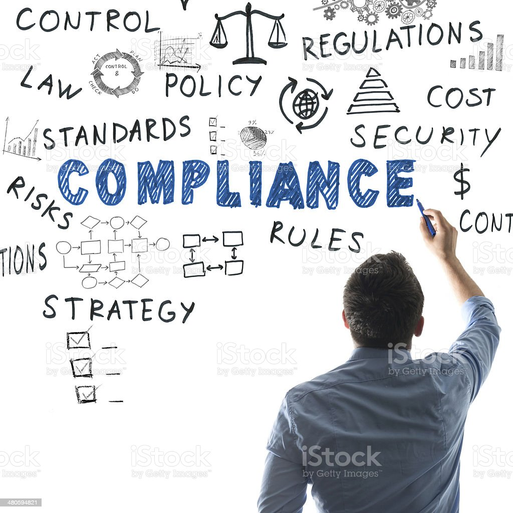 compliance royalty-free stock photo