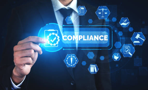 Compliance rule law and regulation graphic interface for business quality policy Compliance rule law and regulation graphic interface for business quality policy planning to meet international standard. anonymous stock pictures, royalty-free photos & images