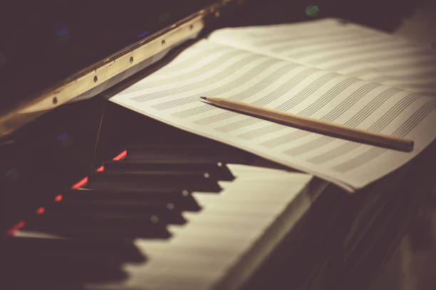 Royalty Free Musical Symbol Pictures Images And Stock Photos Istock