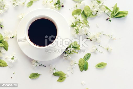 612015846 istock photo composition flat lay and coffee 656666470