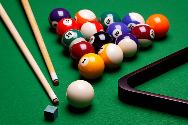 Royalty free pool table pictures images and stock photos - Pool table images ...