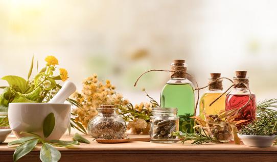utilidad de la herbología