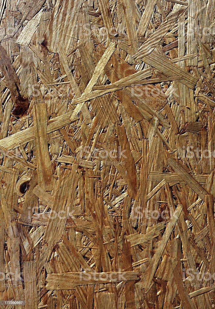 compressed wood royalty-free stock photo