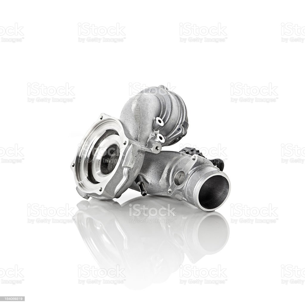 Compressor Housing royalty-free stock photo