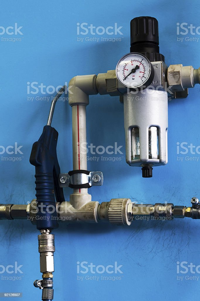 compressor royalty-free stock photo