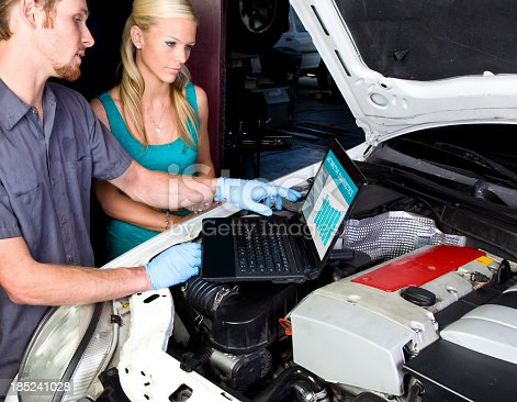 136591855 istock photo Computer Auto Repair 185241028