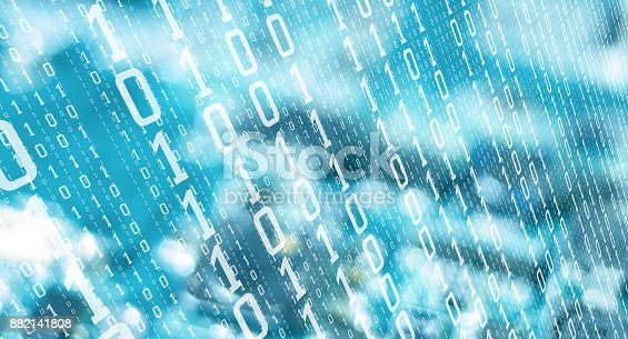 882141812istockphoto Computer binary code numbers financial cyber crime 882141808
