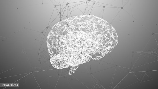864460734istockphoto Computer brain mind design for AI artificial intelligence learning 864460714