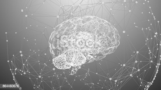 864460734istockphoto Computer brain thinking neural network AI artificial intelligence 864460676