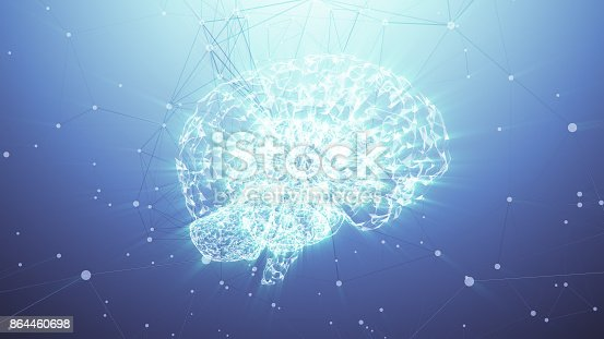 864460734istockphoto Computer brain thinking neural network AI artificial intelligence 864460698