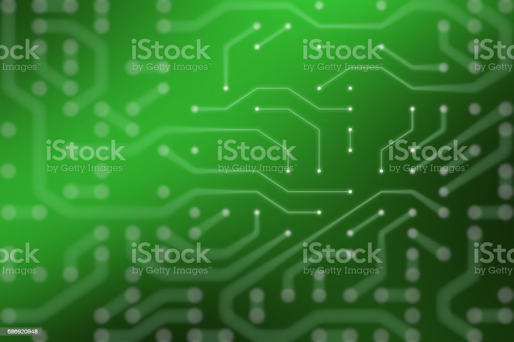 Computer circuit board backgrounds stock photo