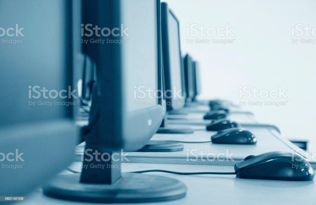 computer-Klassenzimmer – Foto