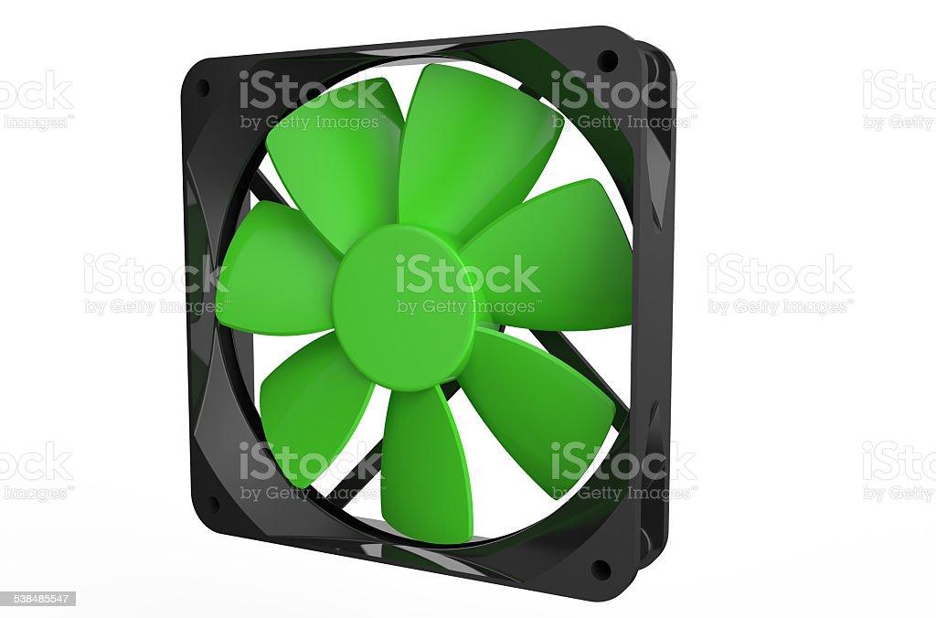 computer cooler 4 stock photo