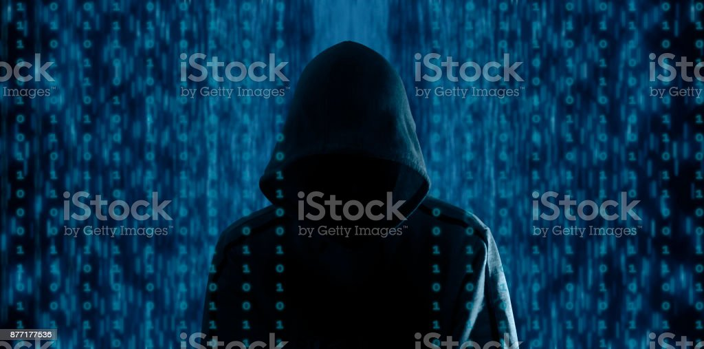 Computerkriminalität Konzept – Foto