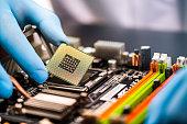 Computer, Service Occupation, CPU, Control, Education