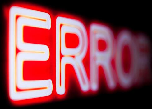 istock Computer error. 1209957434