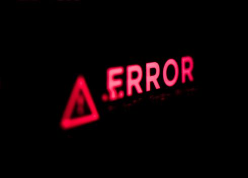 istock Computer error. 1214710730
