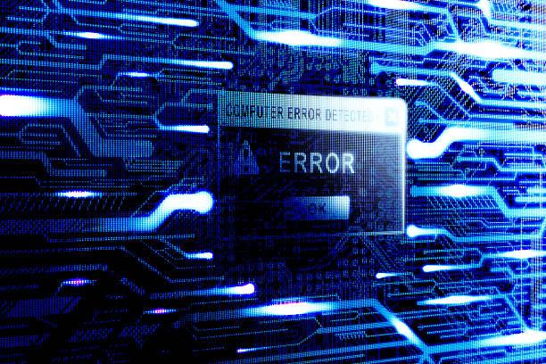 computer-fehler - error stock-fotos und bilder