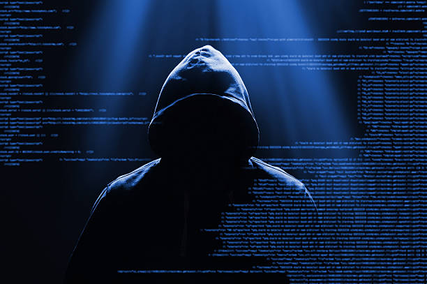 hacker concept (click for more) - hacker stock photos and pictures