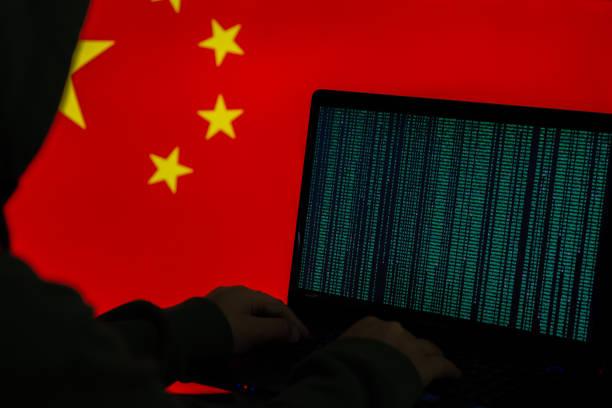 computer hacker - chinese cultuur stockfoto's en -beelden