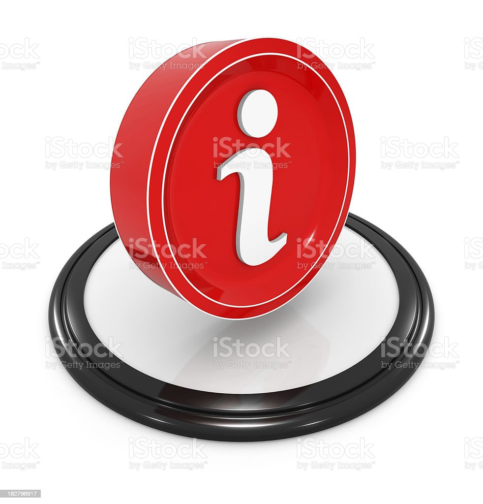 Computer Icon Series stock photo