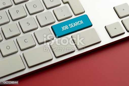 477419728istockphoto Computer key showing the word JOB SEARCH 1002036544