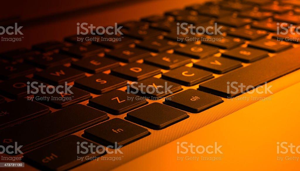 Computer Computertastatur – Foto