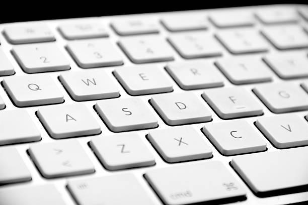 clavier d'ordinateur  - clavier d'ordinateur photos et images de collection