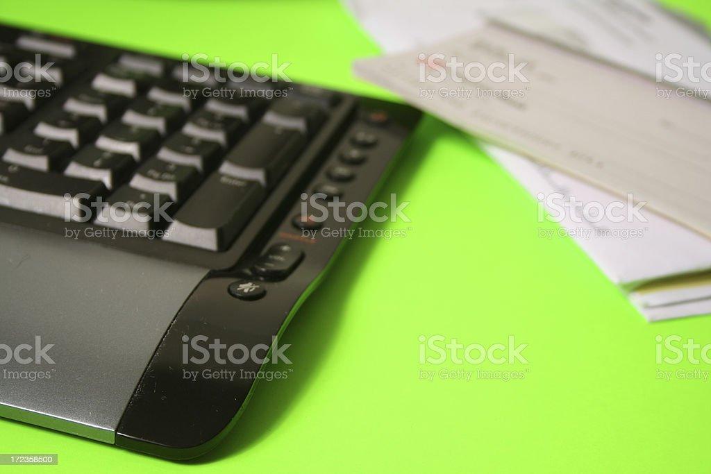 computer keyboard series royalty-free stock photo