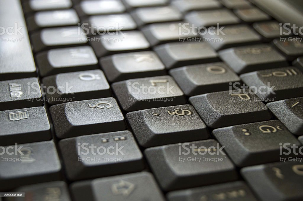 Computer Keyboard Turkish Computer Keyboard Turkish Letters And