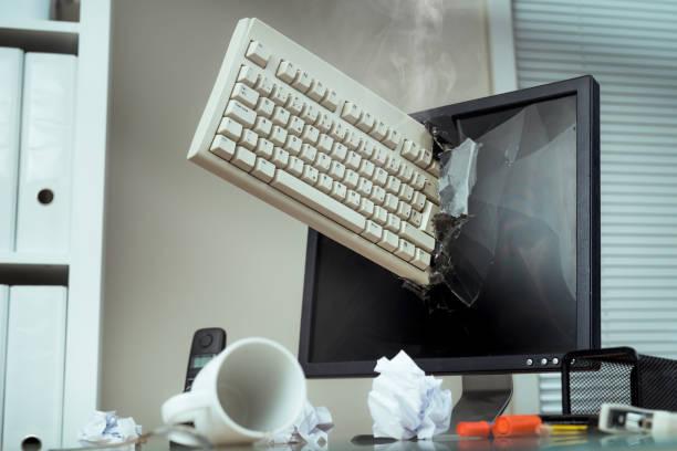 Écran d'ordinateur - Photo