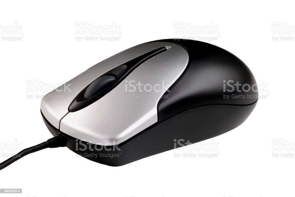 Computer Mouse 02 royalty-free stock photo