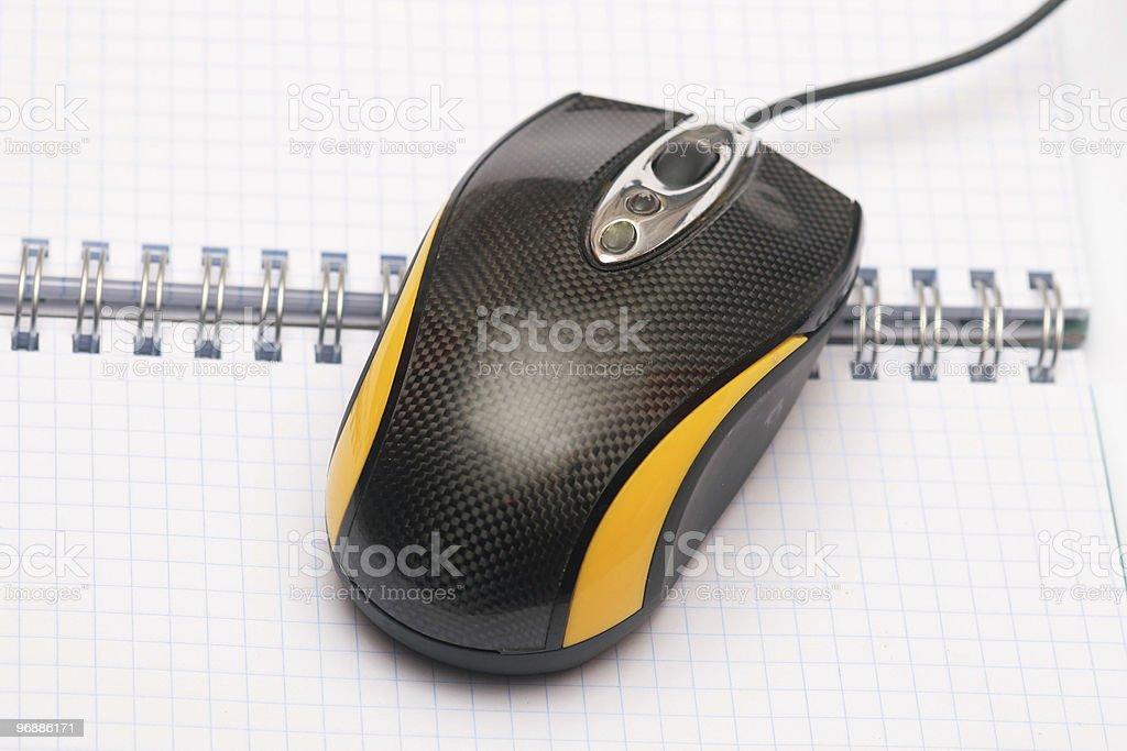 Computer mouse. Lizenzfreies stock-foto