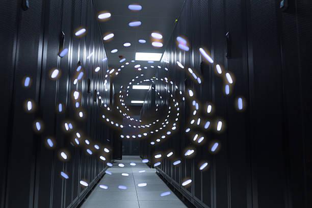 computer network server room - kreativer speicher stock-fotos und bilder