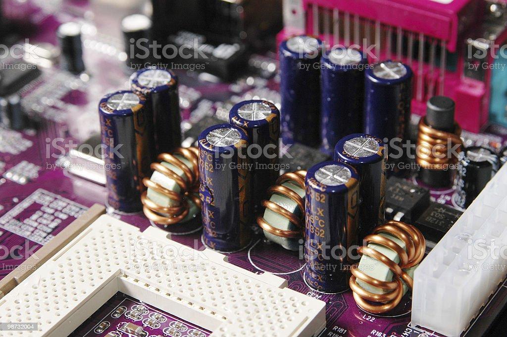 computer parts 免版稅 stock photo