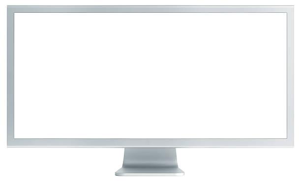 Computer Bildschirm extra weit – Foto
