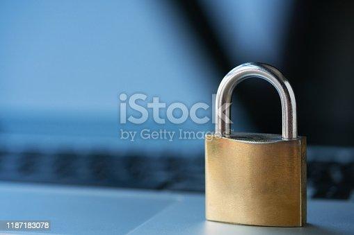Internet, Security System, Lock, Padlock, Password