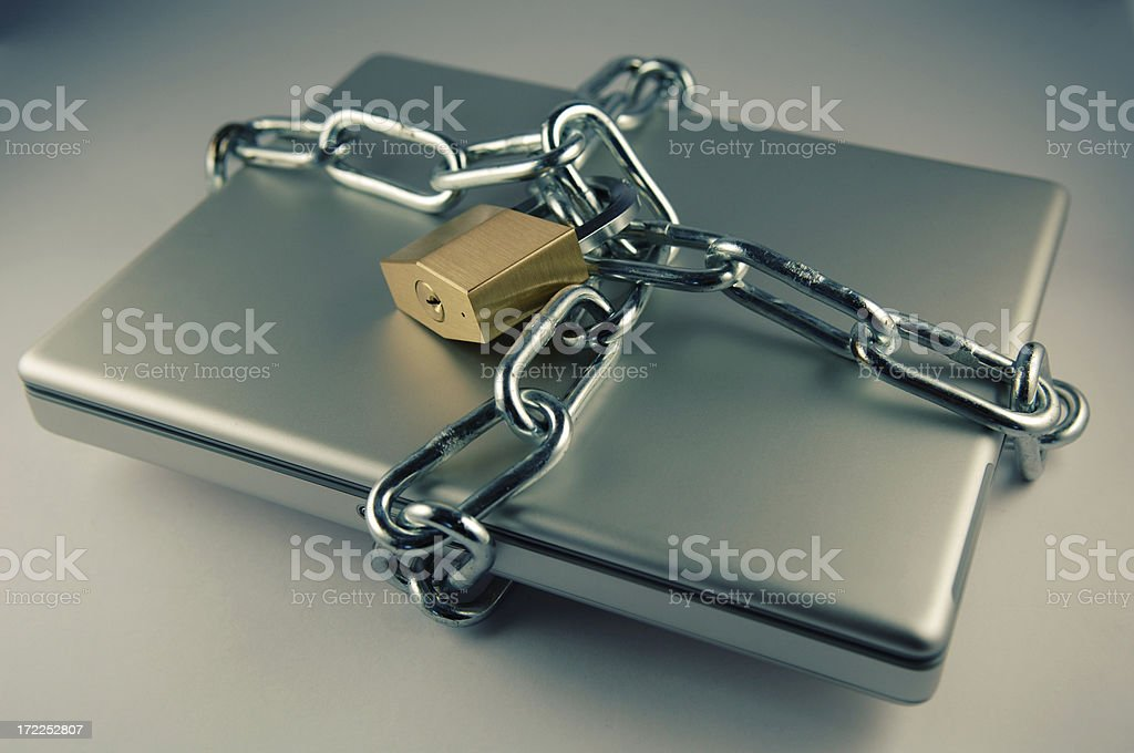 computer security series royalty-free stock photo