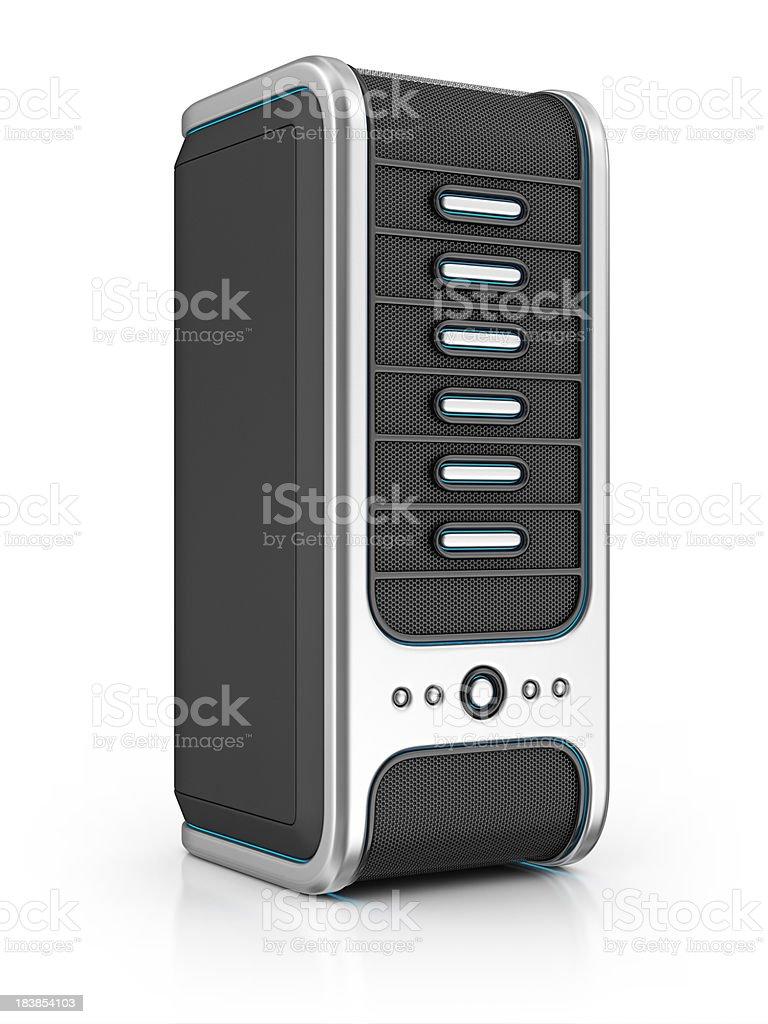 computer server royalty-free stock photo