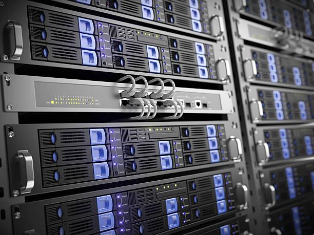 Computer-Server – Foto