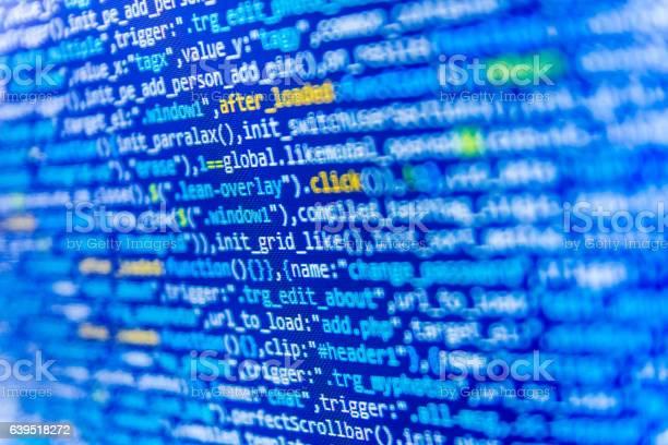 Computer source code programmer script developer picture id639518272?b=1&k=6&m=639518272&s=612x612&h=80k7axswe7fzgx thg ek46kgnja4vdtwdjfjve4iva=