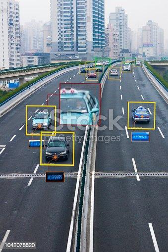 istock Computer Traffic Surveillance 1042078820