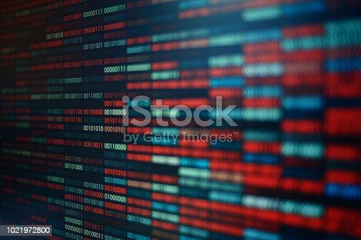 istock Computer virus infection 1021972800