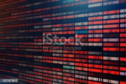 istock Computer virus infection 1021972810