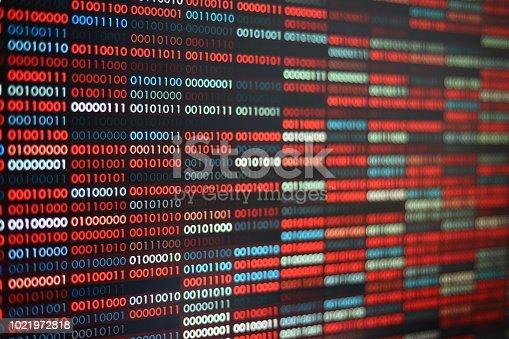 istock Computer virus infection 1021972818