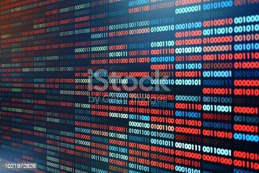 istock Computer virus infection 1021972826