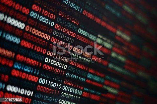 istock Computer virus infection 1021972836