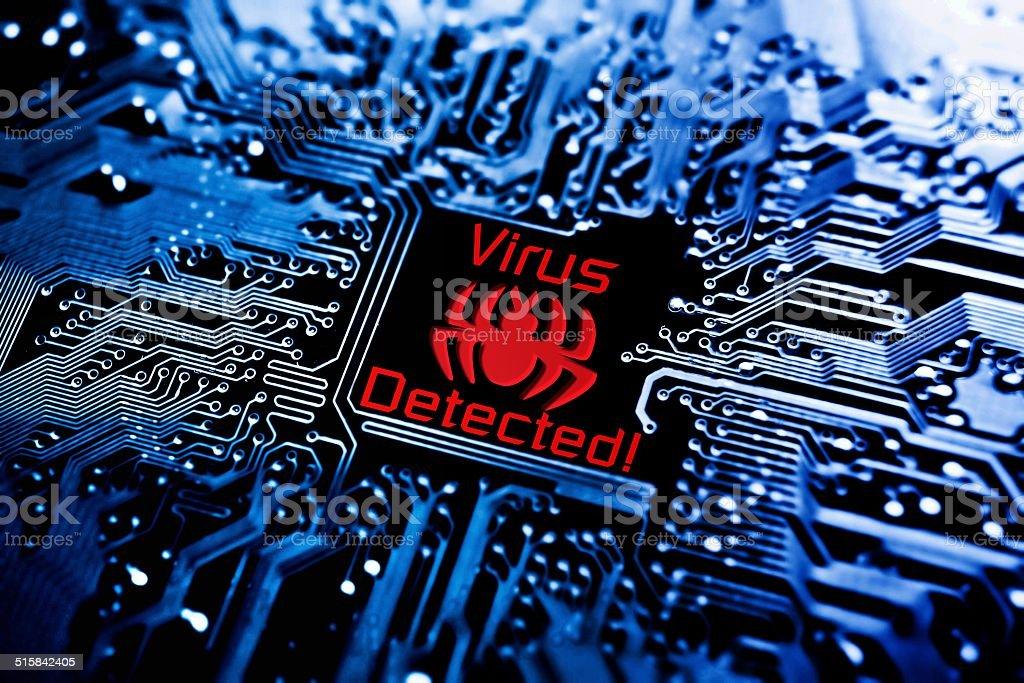 virus informatique - Photo