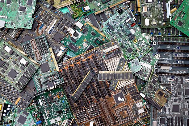 Computer Abfall Bund – Foto