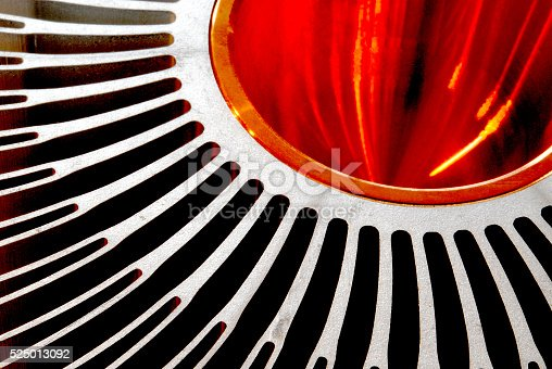 155152430istockphoto Computer's Heat Sink - Abstract 525013092
